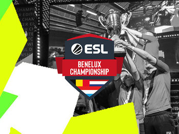 Brugge eSports à la baguette lors de la finale de l'ESL Benelux