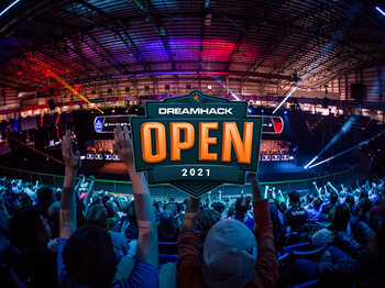 Livestream: DreamHack Open June | Finales