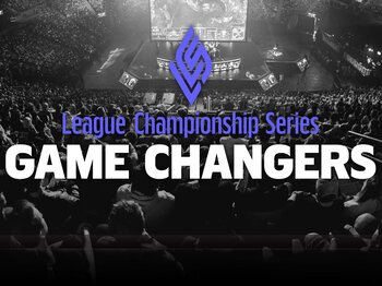 Riot Games annonce le programme LCS Game Changers