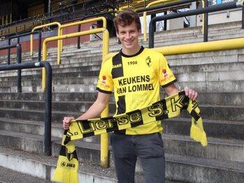 Le Lierse K. offre un nouveau contrat à Pieter De Schijver, un de ses jeunes formés au club