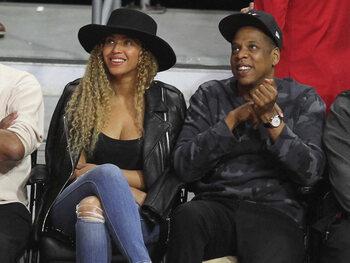 'Bey en Jay helemaal klaar met Kim en Kanye'