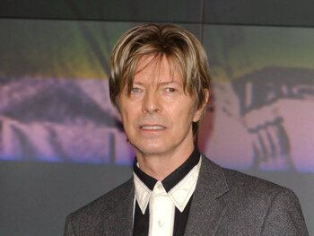 David Bowie niet in Lord of the Rings door Labyrinth
