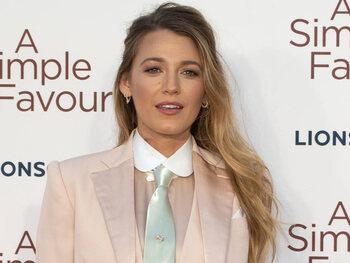 Actrice Blake Lively keert terug in de televisiewereld.