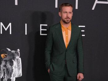 Ryan Gosling : sa maison est toujours aux couleurs d'Halloween