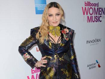 Madonna ligt weer overhoop met Lady Gaga