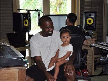 Excuses Kanye West voor gebrek aan etiquette