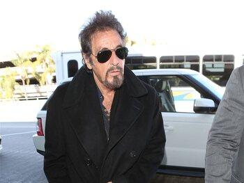 Al Pacino: en pourparlers pour jouer un chasseur de Nazis