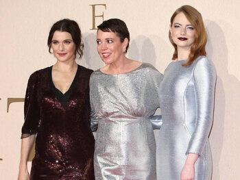 La Favorite et Roma: grands vainqueurs des BAFTA