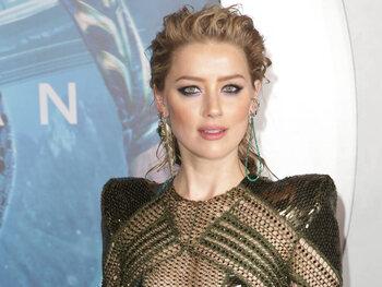 Amber Heard : sortie romantique avec le réalisateur Andy Muschietti