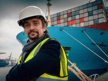 Richard Hammond bekijkt de grootste bouwwerken ter wereld