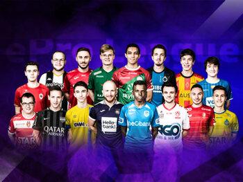 Top 5 wedstrijden Regular Season van de Proximus ePro league