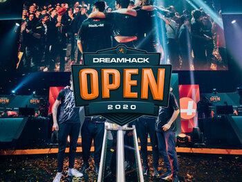 Volg de Dreamhack Open December live op Pickx!
