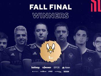Belg Nivera en Vitality kronen zich tot winnaars Blast Fall Finals