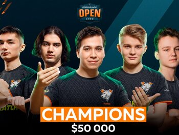 Virtus.pro remporte la Dreamhack Open December 2020