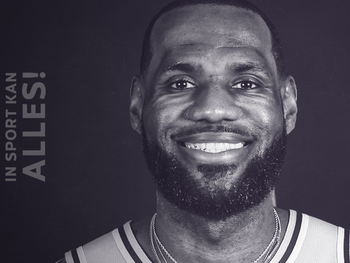Het jaar dat LeBron James Golden State onttroonde en een historische titel won