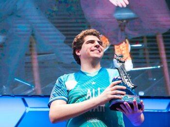 Le Belge Bwipo brille une fois de plus au All-Stars 2020