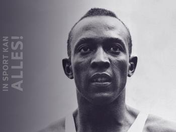 Jesse Owens' viervoudige overwinning in het Berlijn van Adolf Hitler op de Olympische Spelen van 1936