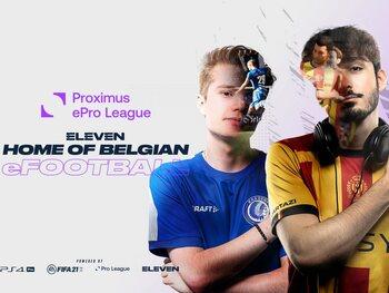 Proximus ePro League: Ostende, le Cercle de Bruges et le Beerschot dans la tourmente