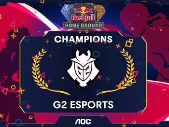 Valorant: G2 Esports wint de Red Bull Home Ground