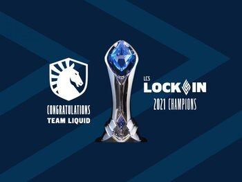 Team Liquid toont zich de beste in de LCS Lock-in!