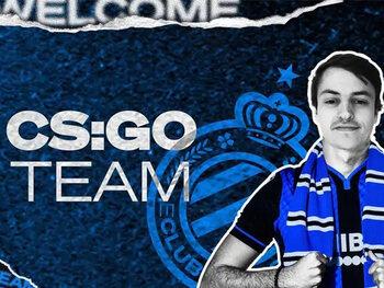Le Club de Bruges dévoile son roster CSGO