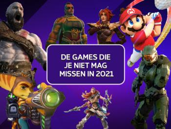 Welke games mag je verwachten in 2021?