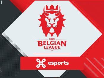 Livestream - Belgian League Grand Final - Sector One vs KVM Esports