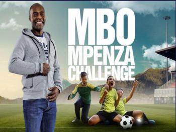 Mbo Mpenza lance une version e-sport de son challenge