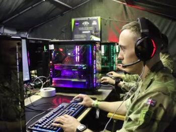 4Elements et l'armée britannique s'affronteront ce week-end dans un tournoi amical