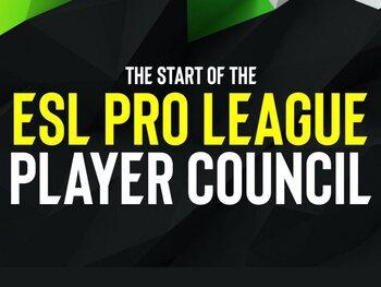 De ESL-spelersraad is geboren