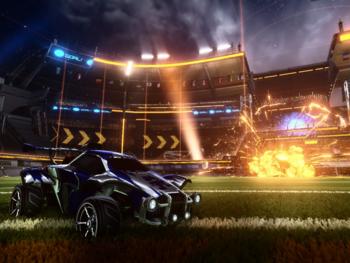 Rocket League : AztraL et Solary trébuchent face à la Team Queso