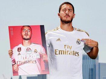 Eden Hazard met sa carrière en pause et rejoint les eDevils sur FIFA21 suite à une énième blessure