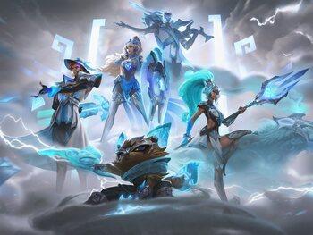 Riot Games annonce les champions choisis par DAMWON Gaming pour leurs skins