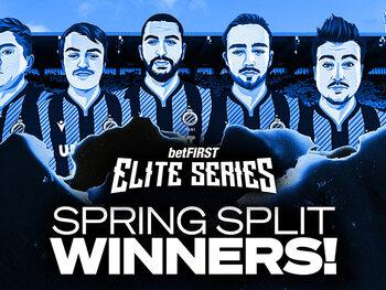 Le Club de Bruges remporte le Spring Split de la 1ère saison des Elites Series