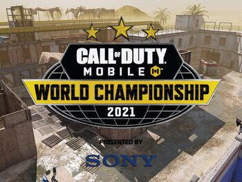 Wereldkampioenschap Call Of Duty Mobile 2021 aangekondigd