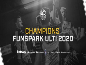 BIG Clan remporte la première édition du Funspark ULTI 2020