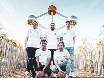 La Belgique annonce l'équipe qui la représentera lors du FIBA Esports Open