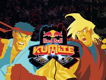 De Belg Takamura neemt deel aan de Red Bull Kumite van Londen