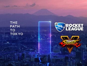Olympische Spelen: Street Figher V en Rocket League staan ook op het programma