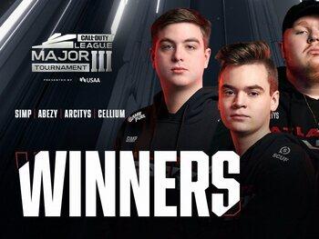 Atlanta FaZe is heer en meester in derde major Call of Duty League 2021