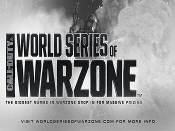 Call of Duty: de World Series of Warzone zijn aangekondigd