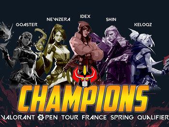 Valorant: duel der Belgen in de finale van de Open Tour France Spring Qualifier