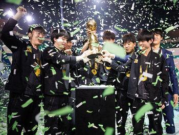 Les RNG renversent les champions du monde DWG KIA en finale du MSI