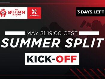 Livestream : Belgian League – Day 4