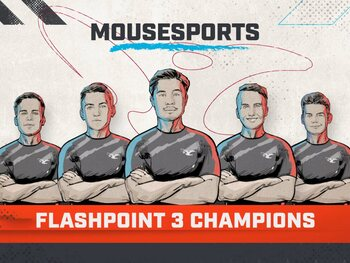 Flashpoint 3 : frozen et mousesports reprennent les manettes de l'Europe.