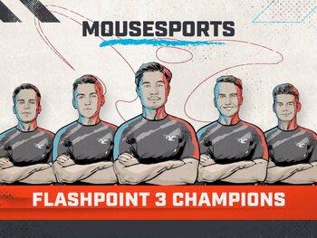 Flashpoint 3: frozen en mousesports grijpen de macht in Europa