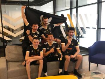 Vitality sluit seizoen af met knappe overwinning in de European Championship