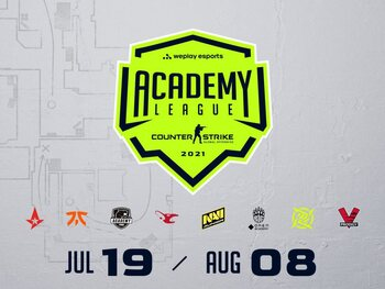 CS:GO : WePlay! annonce un tournoi réservé aux équipes académiques