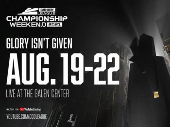 De Call of Duty League Championship gaat door tussen 19 en 22 augustus