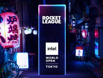 Rocket League : La France remporte l'Intel World Open